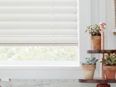 "2"" & 2 ½"" Hardwood Blinds"