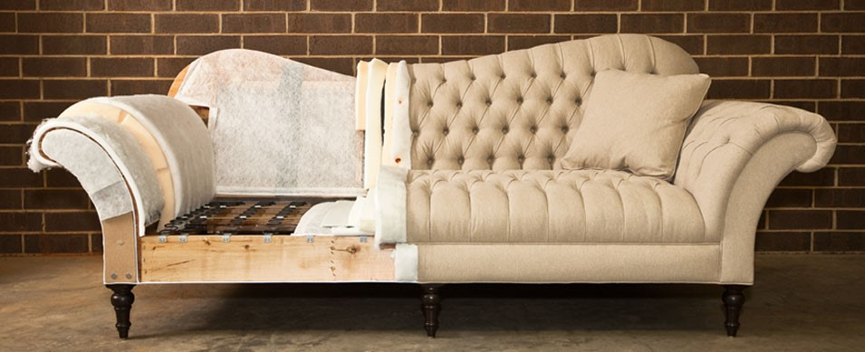 Full service, in-house upholstery services